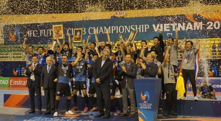 Chủ tịch AFC: Giải Futsal các CLB châu Á thành công trên mọi phương diện