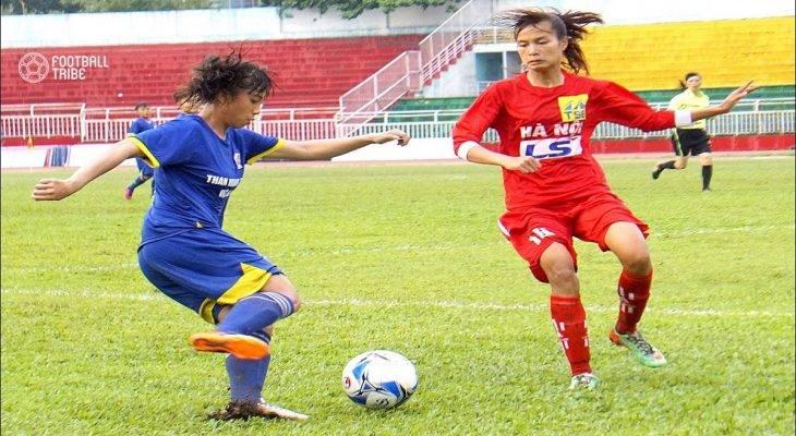 Chùm ảnh: Lượt trận thứ 2 giải Vô địch nữ U19 Quốc gia 2017
