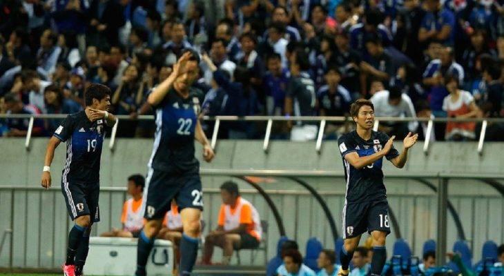 Toàn cảnh trận đấu giúp Nhật Bản giành vé tới World Cup