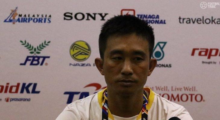 HLV Trương Quốc Tuấn: Chúng tôi thua vì dứt điểm kém Thái Lan