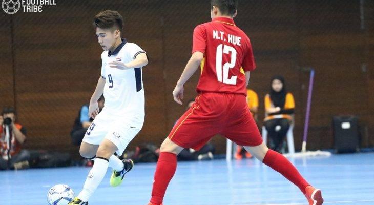 Phung phí cơ hội, Futsal nữ Việt Nam gục ngã trước Thái Lan