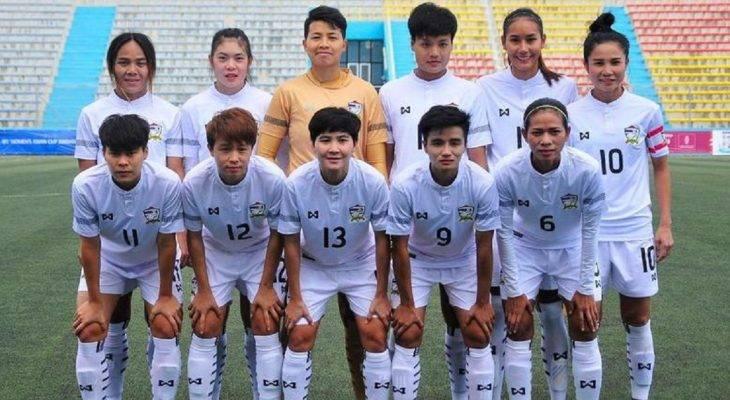 Chính thức: Tuyển nữ Thái Lan công bố danh sách dự SEA Games 29