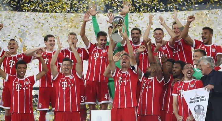 Siêu cúp Đức: Bayern Munich vượt qua Borussia Dortmund trên chấm phạt đền