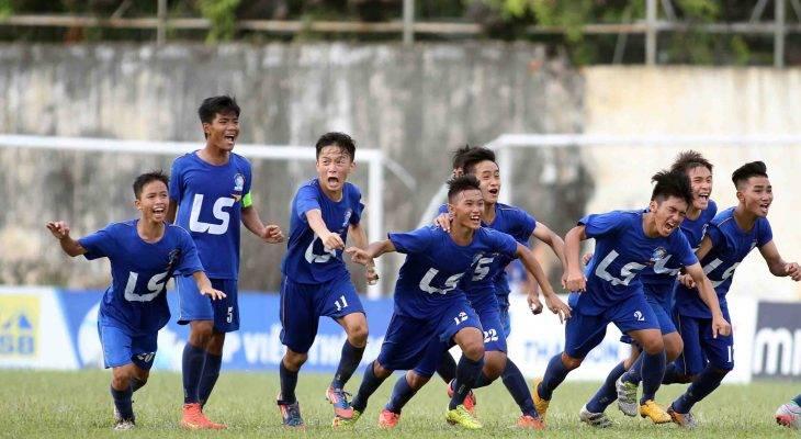 KHAI MẠC VCK U15 QUỐC GIA – CÚP THÁI SƠN BẮC 2017: Giải đấu của hy vọng