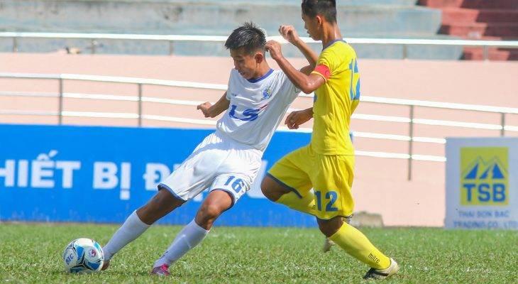 VCK U15 QUỐC GIA: Tây Ninh vào bán kết, HAGL thành cựu vô địch