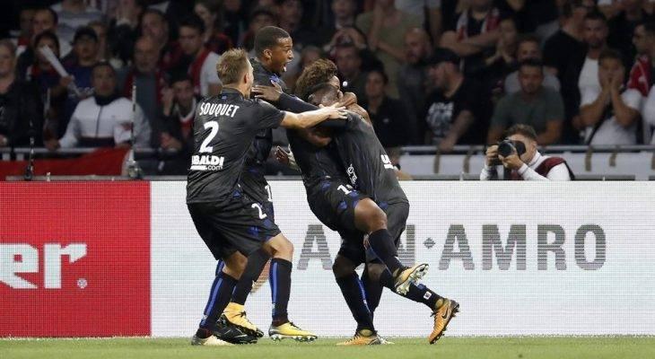 Lượt về vòng sơ loại thứ ba Champions League: Nice bước vào vòng trong