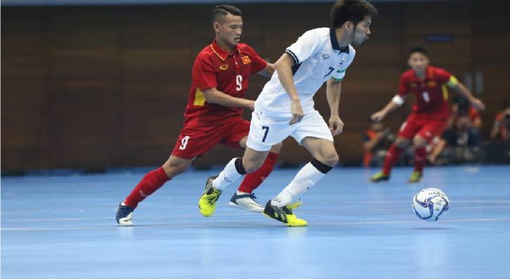 """ĐT Futsal Thái Lan """"bỏ túi"""" hơn 8 tỷ đồng nếu đoạt HCV SEA Games 29"""