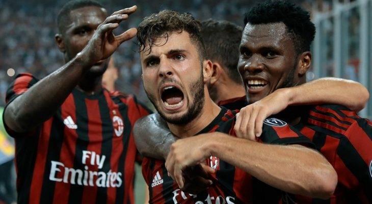 Lượt về vòng sơ loại thứ ba Europa League: AC Milan khẳng định sức mạnh