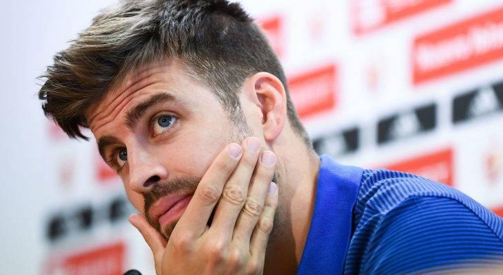 Điểm tin trưa 17/8: Pique thừa nhận Barca kém hơn Real Madrid
