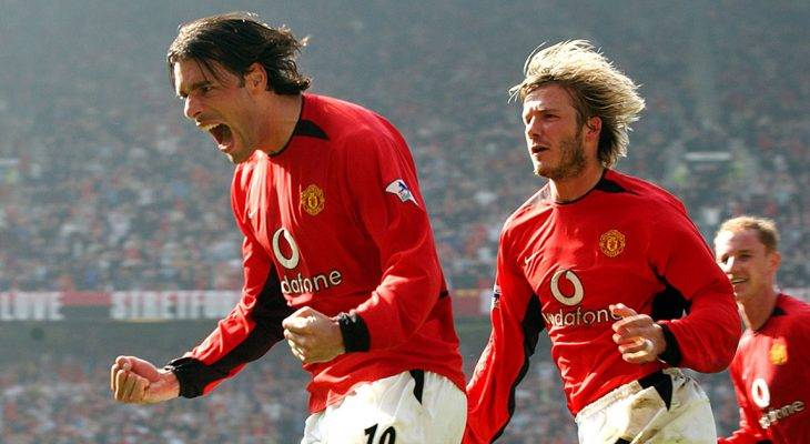 5 cầu thủ nổi tiếng từng thi đấu cho Man Utd và Real Madrid