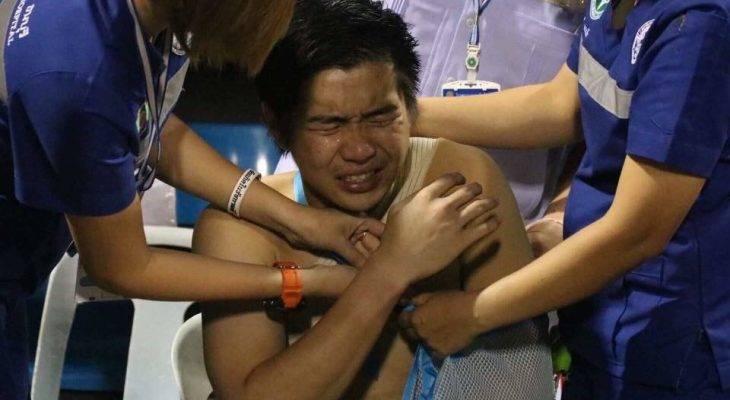 SEA Games 29: Thủ thành U22 Thái Lan từng bốn lần xin rút lui vì chấn thương