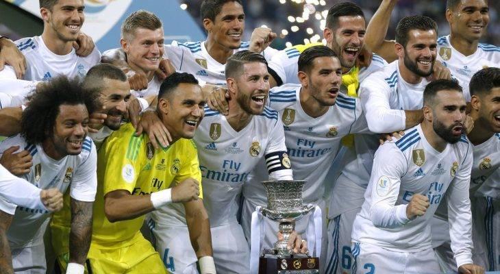 CHÙM ẢNH: Thắng nhẹ Barca, Real giành Siêu cúp Tây Ban Nha