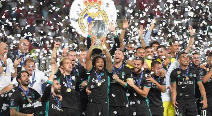 """CHÙM ẢNH: Đánh bại Man Utd, Real Madrid khẳng định vị thế """"vua châu Âu"""""""