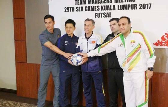 Futsal ra quân: Chờ đợi sự bất ngờ