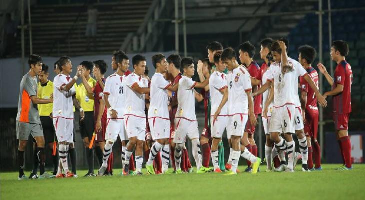 U22 Myanmar lên danh sách dự SEA Games 29: Có CR7 Myanmar