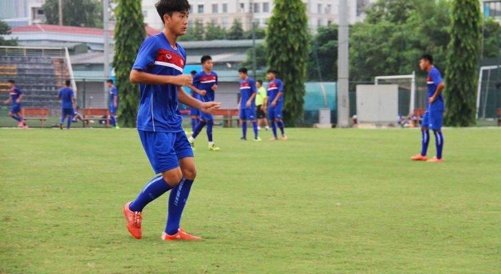 5 cầu thủ cao nhất đội hình U18 Việt Nam tại giải U18 ĐNÁ