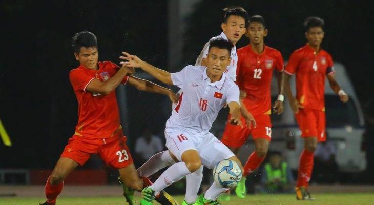 Thua Myanmar, U18 Việt Nam bị loại từ vòng bảng