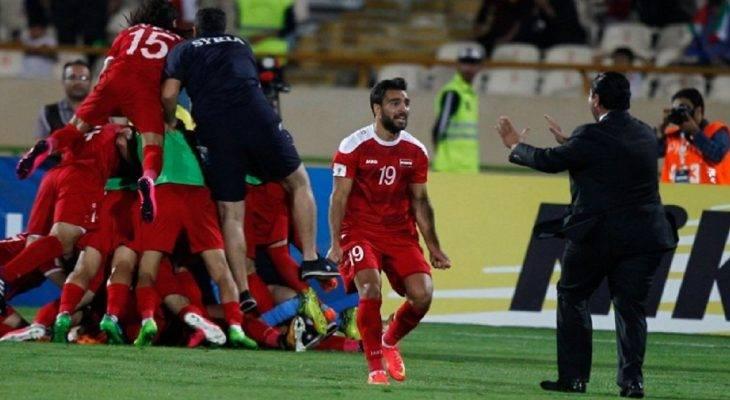 ĐT Syria tự tin giành vé dự World Cup