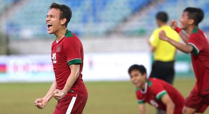 U18 Myanamar 1-7 U18 Indonesia: Chủ nhà thua tan tác