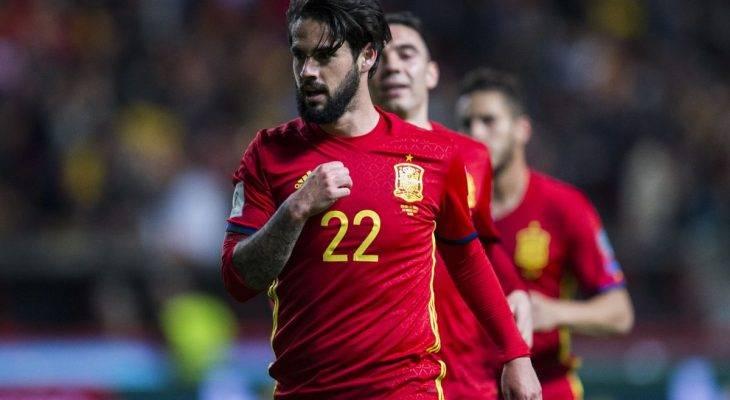 Bản tin trưa 3/9: Isco tỏa sáng, Tây Ban Nha tiến gần tới World Cup 2018