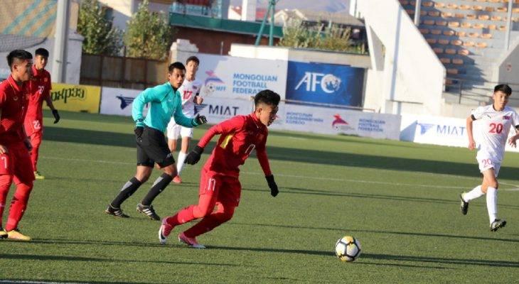 U16 Việt Nam chính thức giành quyền vào VCK U16 châu Á 2018