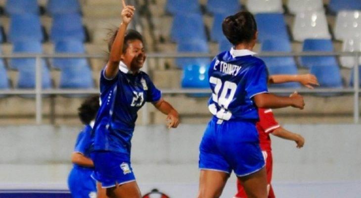 U16 nữ Thái Lan đặt mục tiêu vào bán kết châu Á