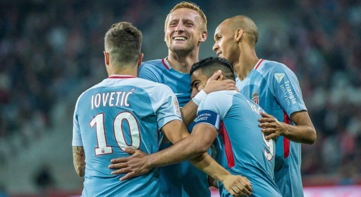 Tổng hợp kết quả bóng đá châu Âu đêm 22/9: Monaco đại thắng trên sân khách