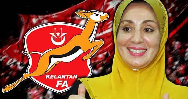 CLB Kelantan của Malaysia có nữ chủ tịch đầu tiên