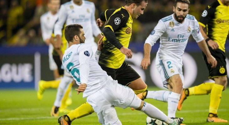 Tổng hợp kết quả Champions League 26/9: Real Madrid hạ Dortmund trên sân khách