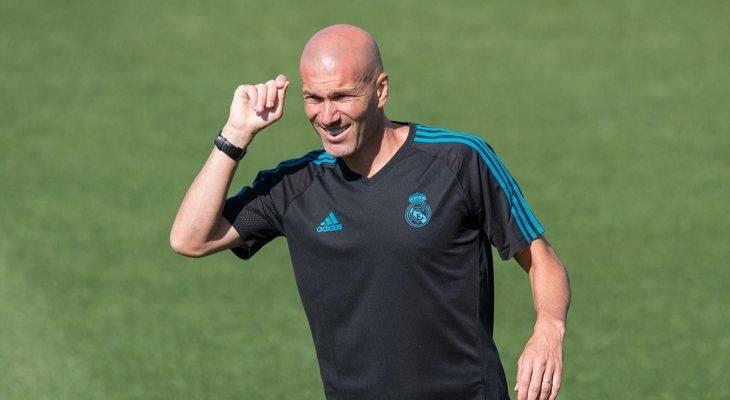 "Zinedine Zidane: ""Real Madrid vẫn có thể vô địch La Liga"""