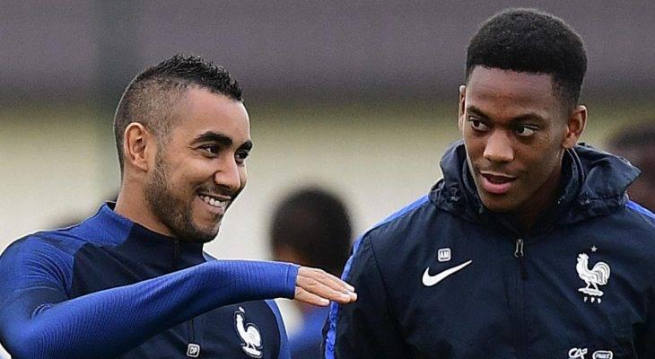 ĐT Pháp bỏ qua sao Man United, triệu tập cựu binh EURO 2016