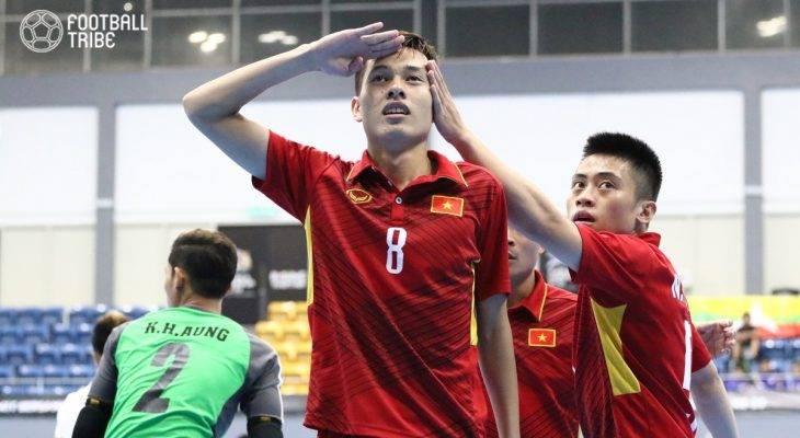 ĐT futsal Việt Nam chốt danh sách dự AIMAG 5
