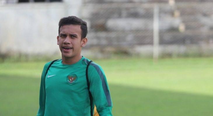 Sao trẻ Indonesia đứng trước cơ hội sang trời Âu thi đấu