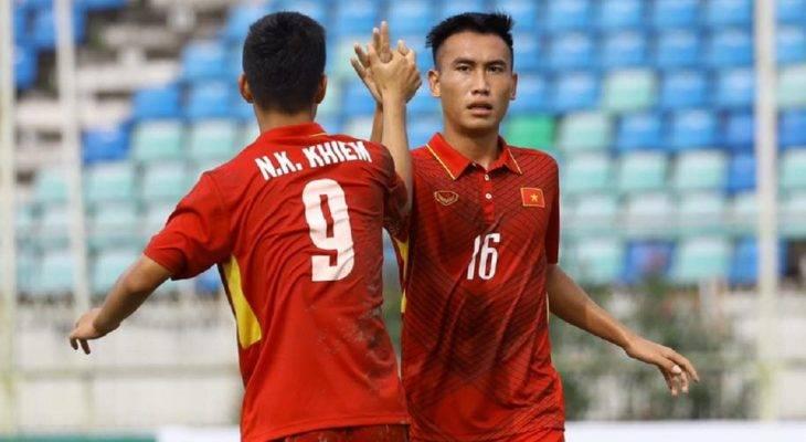 Trực tiếp U19 Đài Bắc Trung Hoa – U19 Việt Nam