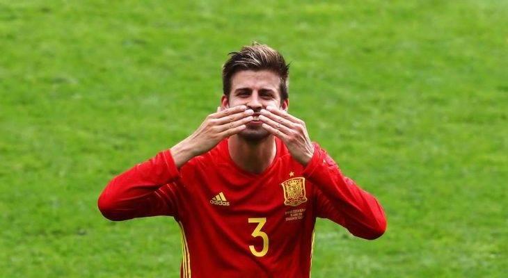 Bản tin chiều 30/9: Pique tự hào khi khoác áo tuyển Tây Ban Nha