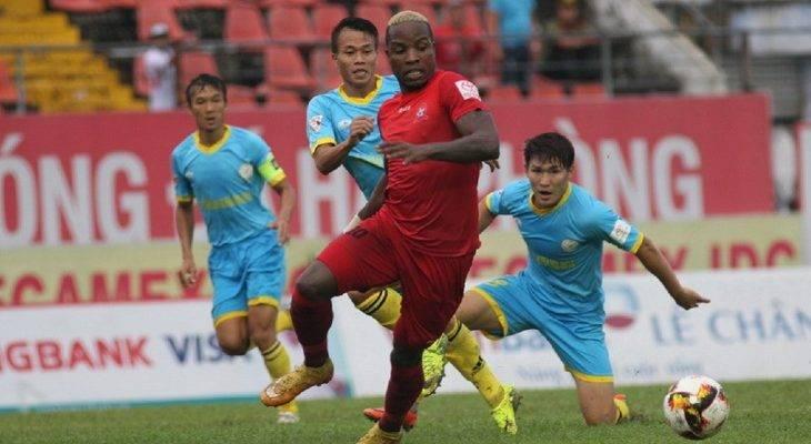 Vòng 18 V.League 2017: Hải Phòng trở lại, TP. HCM thua ngược Cần Thơ