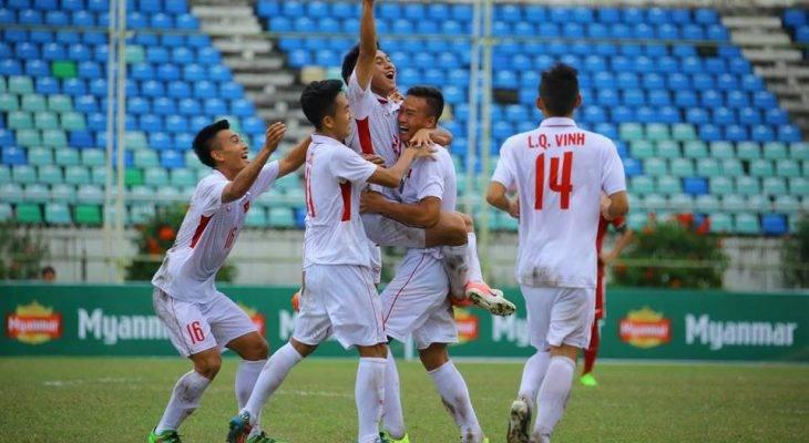 Chính thức: Việt Nam đá vòng loại U19 châu Á tại Macau (Trung Quốc)