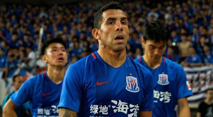 """Carlos Tevez: """"50 năm nữa bóng đá Trung Quốc cũng khó phát triển"""""""