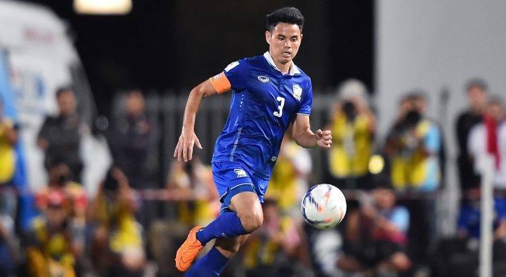Đội trưởng ĐT Thái Lan sắp chuyển sang J-League