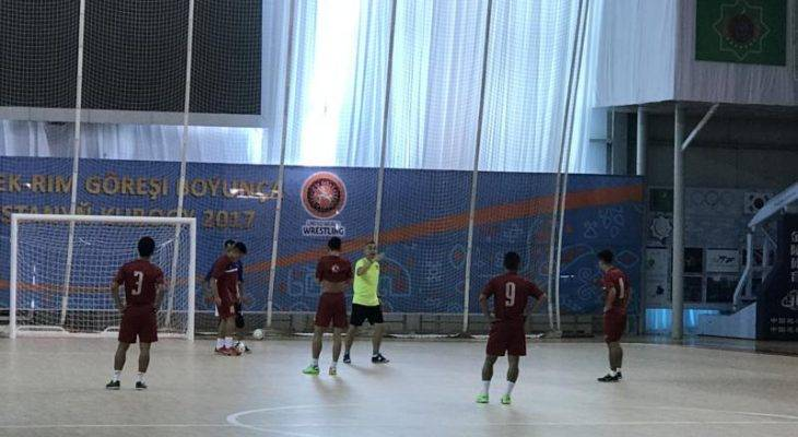 ĐT futsal Việt Nam đã sẵn sàng cho trận đấu mở màn AIMAG 5
