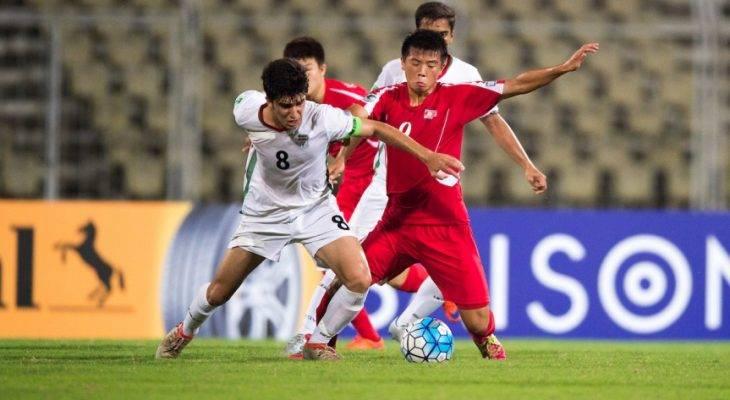 Khởi tranh vòng loại U16 châu Á 2018