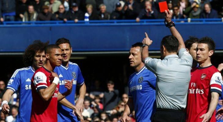 Những trận Derby London kinh điển giữa Arsenal và Chelsea