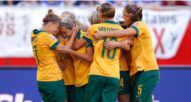 ĐT nữ Australia đặt mục tiêu lên đỉnh thế giới