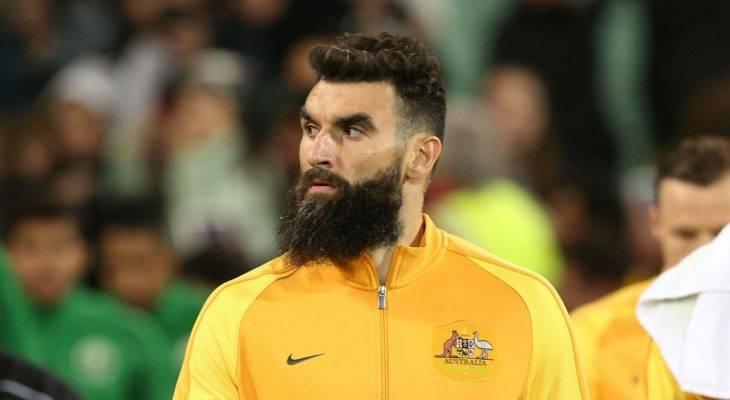 ĐT Australia loại cựu binh Premier League cho cuộc quyết chiến với Syria