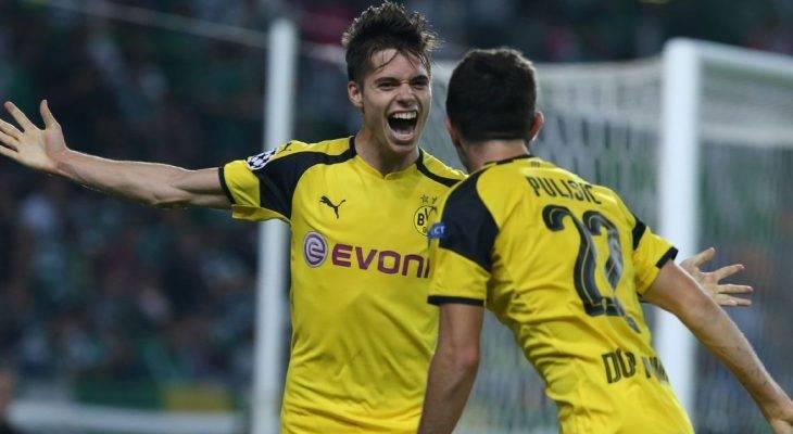 Những tài năng trẻ sáng giá của Borussia Dortmund