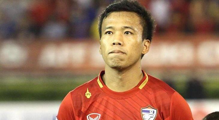 Thonglao nhận đặc ân trong ngày trở lại ĐTQG Thái
