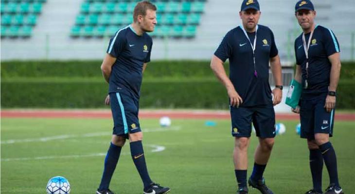 U16 Australia triệu tập cầu thủ Sporting Lisbon đối đầu U16 Việt Nam