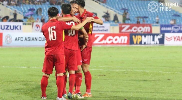 Tổng hợp vòng loại Asian Cup 10/10: Việt Nam là đội ĐNÁ duy nhất chiến thắng