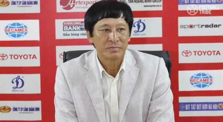 """HLV Vũ Quang Bảo: """"Hà Nội xứng đáng vô địch V.League"""""""