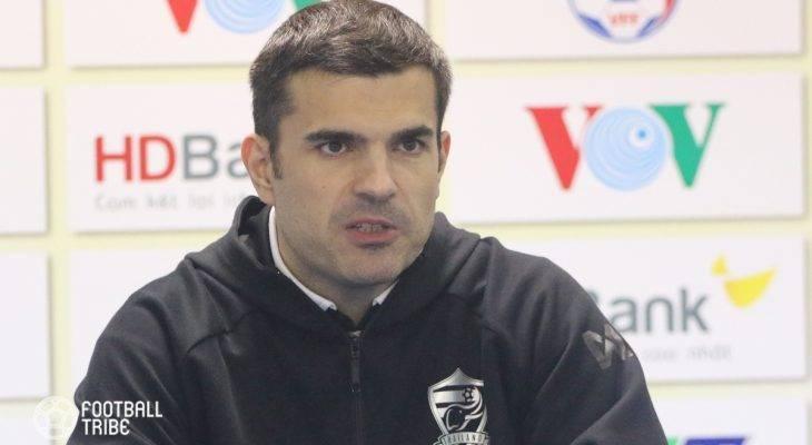 """HLV Futsal Thái Lan: """"Chúng tôi chỉ cố gắng từng trận"""""""